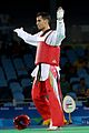 Ahmad Abughaush, 2016 Summer Olympics in Rio de Janeiro, men's 68 kg,.jpg