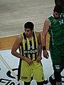 Ahmet Düverioğlu 44 Fenerbahçe Men's Basketball 20171210.jpg
