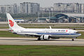Air China Boeing 737-89L(WL) B-5392 (8734717151).jpg
