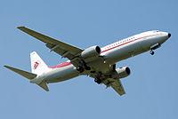 7T-VJN - B738 - Air Algerie