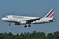 Airbus A319-100 Air France (AFR) F-GRHT - MSN 1449 (9655076021).jpg