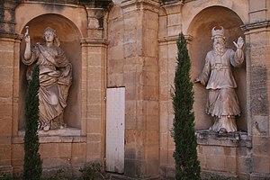 Joseph Sec - Image: Aix en Provence Mausolee Joseph Sec 01 20061227