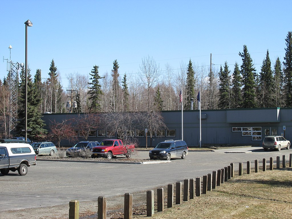 File:Alaska Department of Natural Resources regional headquarters, Fairbanks, Alaska.JPG - Wikimedia Commons