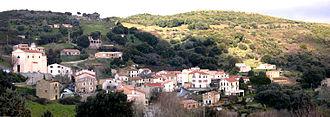 Alata, Corse-du-Sud - A general view of Alata