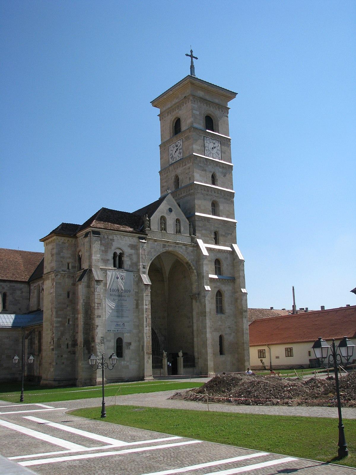 Arcidiocesi di Alba Iulia - Wikipedia