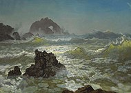 Albert Bierstadt - Seal Rock, California.jpg