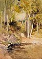 Albert Edelfelt - In the Woods - A II 1519-6 - Finnish National Gallery.jpg