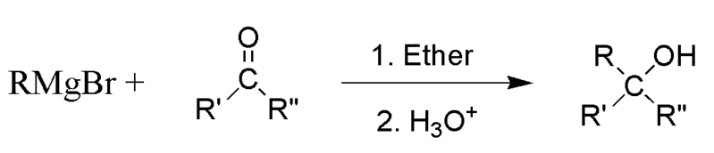 File:Alcohols from ketone via grignard.png