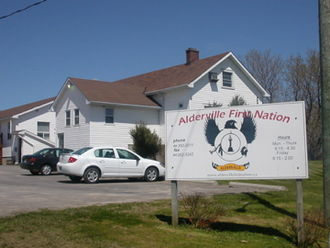 Alderville First Nation - Alderville First Nation Band Office