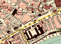 Aldwych in 1900 (station location).png