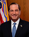 Portrait of Alex Azar