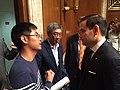 Alex Chow meets with Senator Rubio.jpg