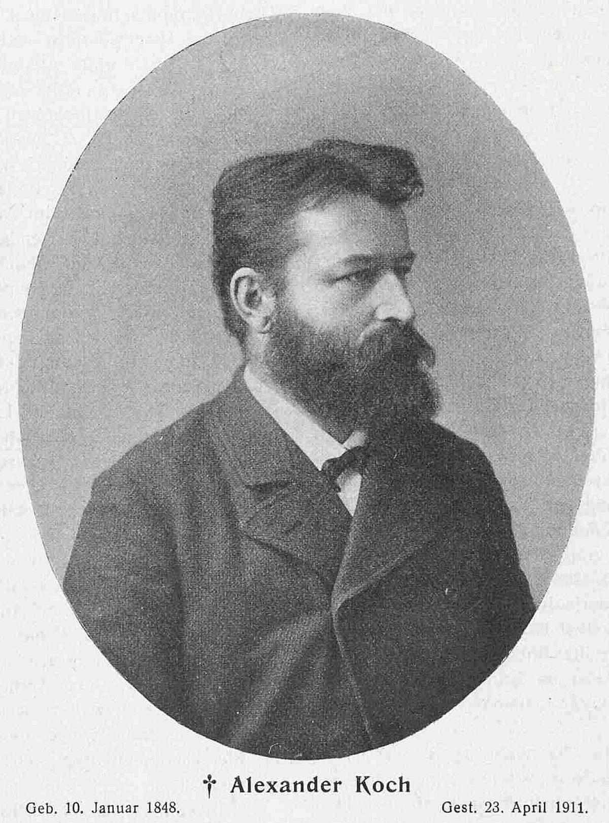 Alexander koch architekt wikipedia for Koch wikipedia