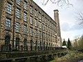 Alexandra Mill Uppermill - geograph.org.uk - 1185032.jpg