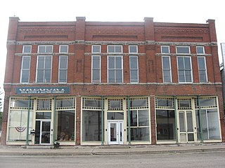 Alexis Opera House place in Illinois on the National Register of Historic Places