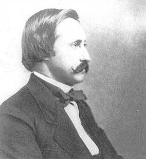 Union Arch Bridge - Alfred Landon Rives (b. 1830), designer of the Union Arch Bridge.