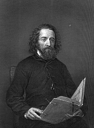 Victorian literature - Lord Tennyson, the Poet Laureate