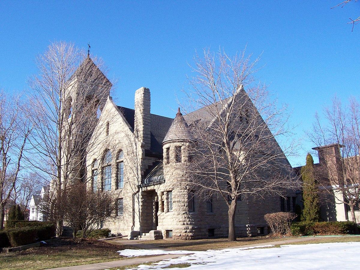 Algoma Boulevard Methodist Church Wikipedia