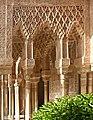 Alhambra Pillars, Granada (5987903208).jpg