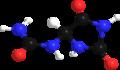 Allantoin 3d-model-bonds.png