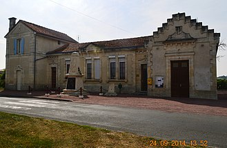 Allas-Bocage - The Town Hall