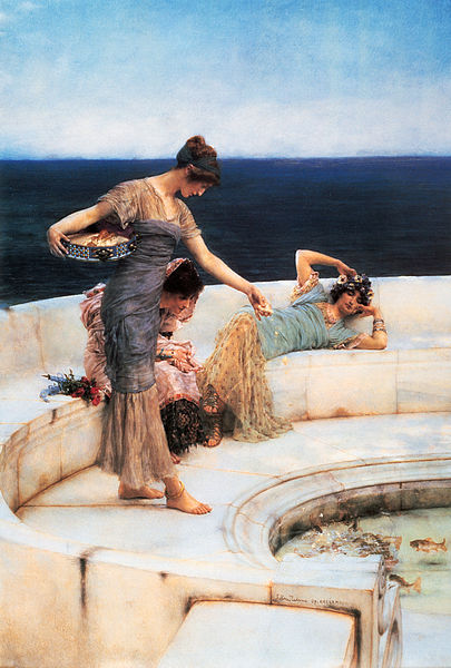 File:Alma Tadema Silver Favourites.jpg