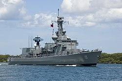 Fregata Almirante Blanco Encalada (Cile Navy)