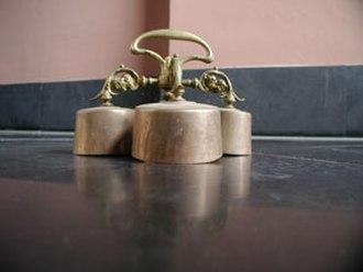Altar bell - Sanctus bells