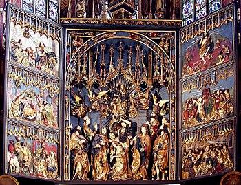 Krakow high altar by Veit Stoss