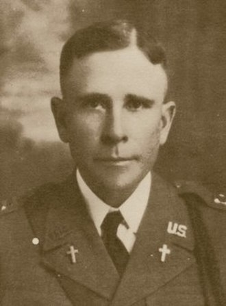 Chief of Chaplains of the United States Army - Image: Alva Brasted