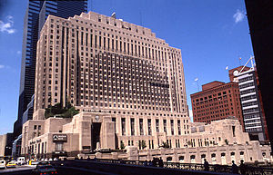 Chicago Daily News - Daily News Building