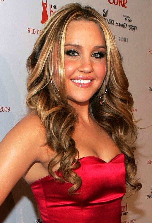 Amanda Bynes on the Red Carpet