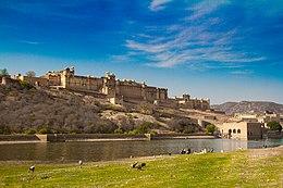 Bursztynowy pałac, Jaipur.jpg