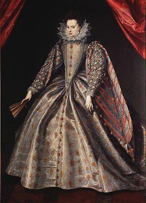 Elisabeth of Lorraine - Image: Ambito fiammingo Elisabetta di Lorena, duchessa di Baviera, 1600 ca