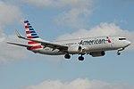 American Airlines Boeing 737-800 N831NN (15802198694).jpg