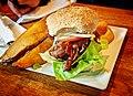 American hamburger with bacon.jpg