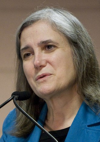 Amy Goodman - Goodman at the 2010 Chicago Green Festival