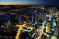 An aerial view of Surfers Paradise at nightfall.jpg
