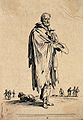 An old man in ragged clothing. Etching by Jean Duplessi-Bert Wellcome V0020413EL.jpg