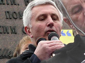 Prime Minister of Crimea - Image: Anatoliy Matviyenko