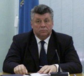 Anatoly Guzhvin - Image: Anatoly Guzhvin, April 2002
