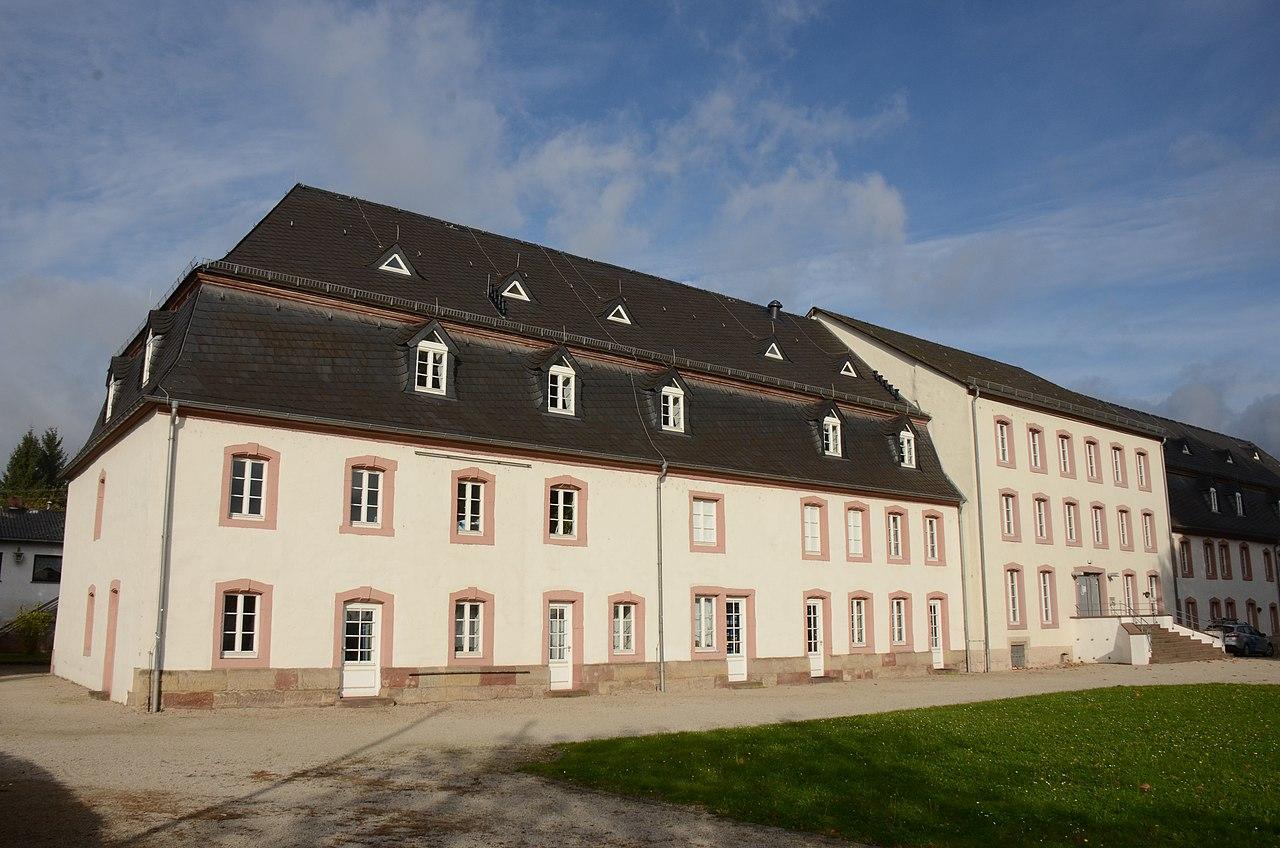 FileAncient German Architecture Wadgassen Saarland