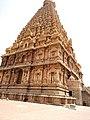 Ancient Thanjavur Brihadeeswarar Temple photos.jpg