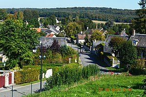 Ancienville - A general view of Ancienville