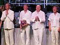 Anders Eriksson, Jan Rippe, Knut Agnred & Claes Eriksson 2015-09-23.jpg
