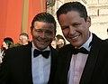 Andreas Wojta and Alexander Fankhauser, ROMY 2010.jpg