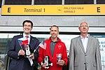Andrew J. Feustel with Norman L. Eisen and Jiří Drahoš in 2011 skys (1).jpg
