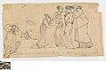 Andromache ziet hoe Hectors lichaam door Troje wordt gesleept, circa 1807 - circa 1811, Groeningemuseum, 0043313000.jpg