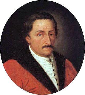 Fredro (Bończa) - Andrzej Maksymilian Fredro