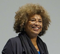 Angela Davis (BA, 1965) is an American political activist, philosopher, academic, and author.